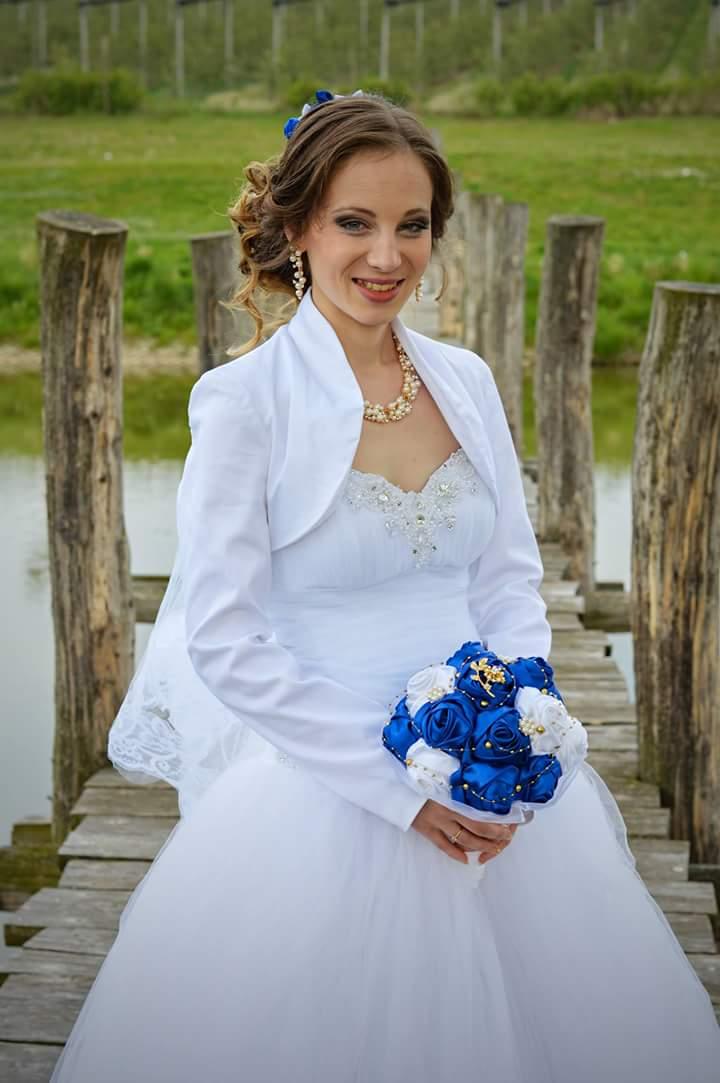 5d4c788f37c0 Korzetové svadobné šaty s tylovou suknou