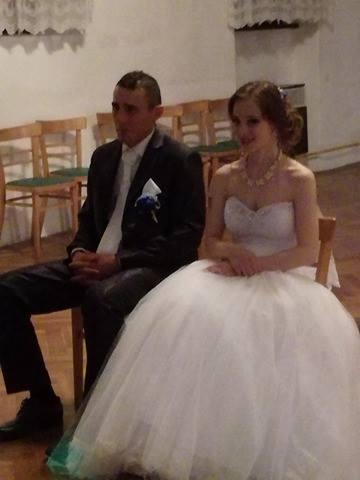 b7bc2c334f08 Korzetové svadobné šaty s tylovou suknou
