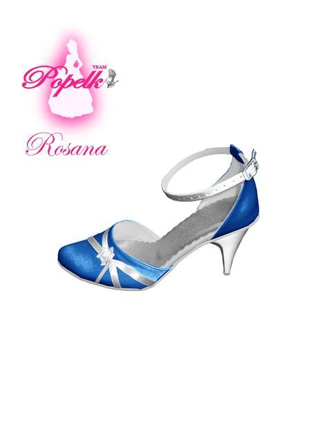 Zlož si topánky podľa svojho vkusu - model Rosana, 39