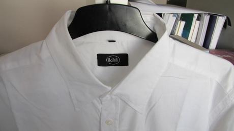 Bílá košile Blažek, 46