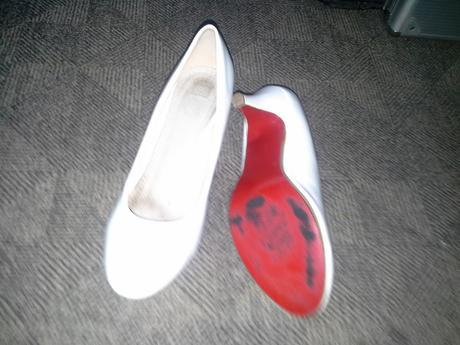 Svatební obuv na celý den, 40