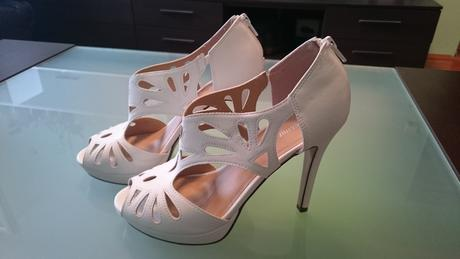 Svadobné topánky, 39
