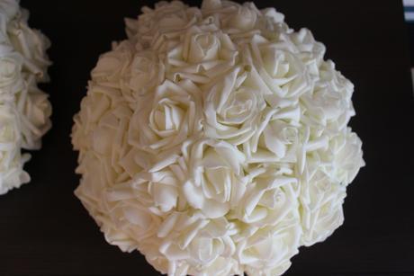 polgula ruža - 4 ks,