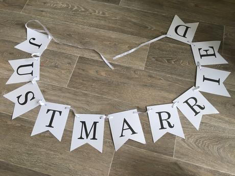 Girlanda Just Married,
