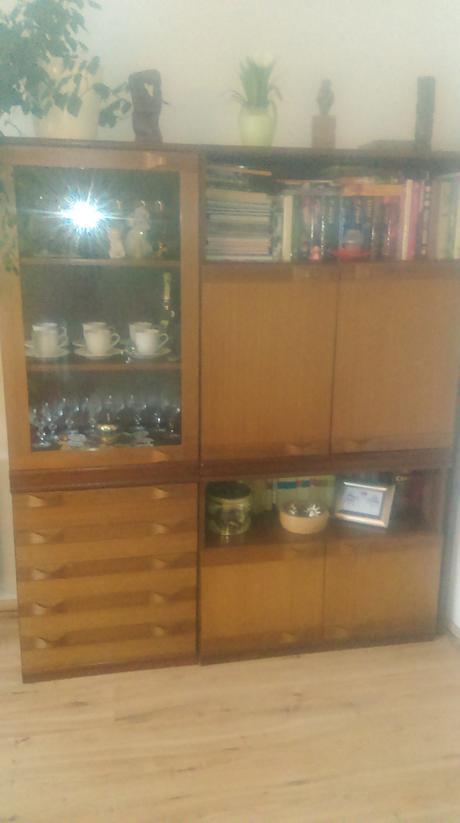 Na chalupu - Obývacia stena + konferenčný stolík,