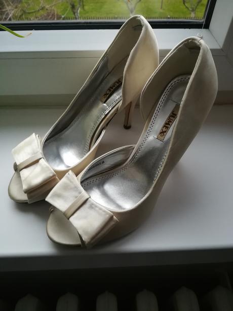 svatební obuv pro nevěstu značky Jumex, 38