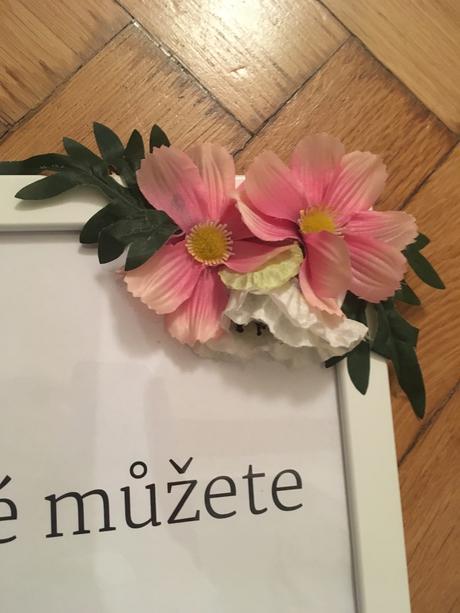 Program - ram s kvetinami (mensi),