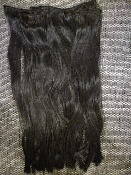 Vlasy clip-in,
