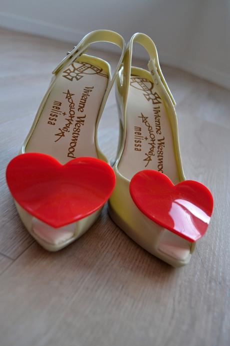 "Topánky ""Vivienne Westwood"" Mellissa, 37"