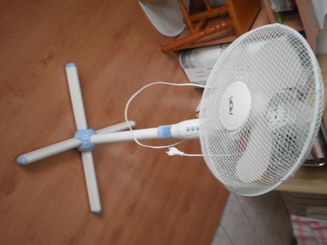 Stojanový ventilátor,