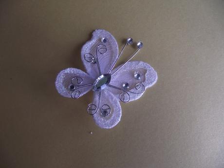 Dekoračné motýliky (2.tr.),