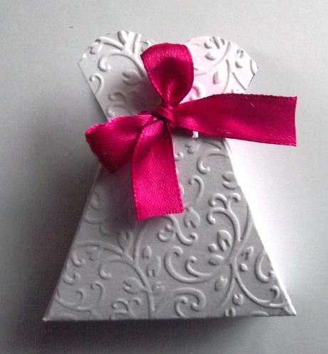 Krabičky na darčeky pre hostí - nevesta,