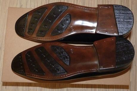 Pánske spoločenské topánky - nenosené, 40