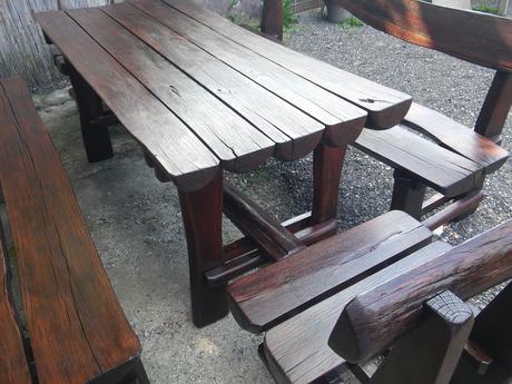 Záhradné sedenie,