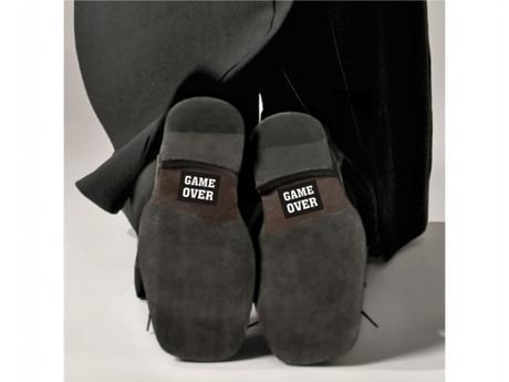 nálepky na topánky,
