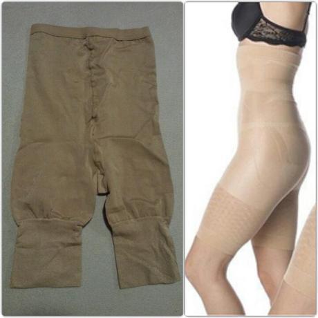 stahovací kalhotky, L