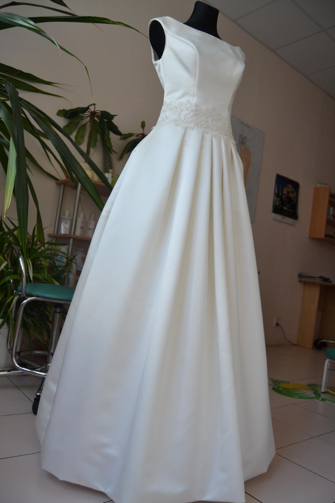 0b5566f96acf Moje pôvabné svadobné šaty