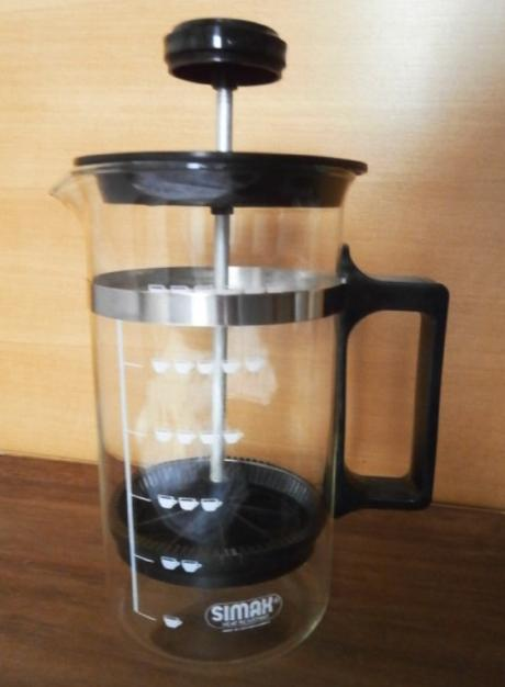 Konvice - french press - Simax,