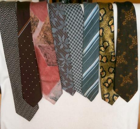 Kravaty  -  vázanky,