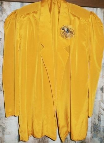 Společenská halenka - kabátek, 42