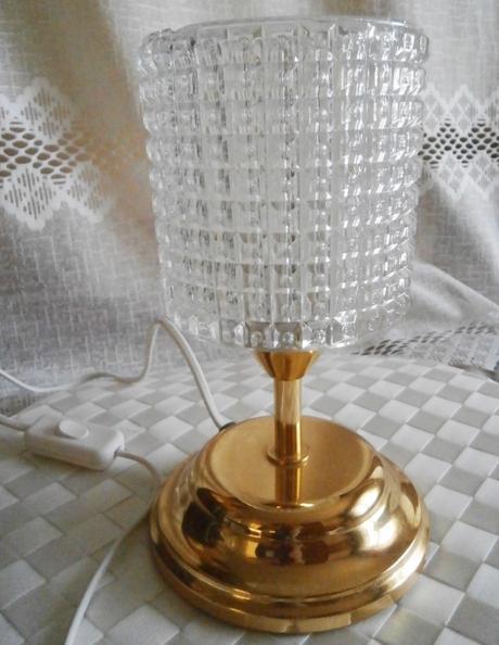 Stolní lampička ,