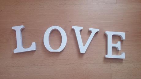 dřevěná písmena,