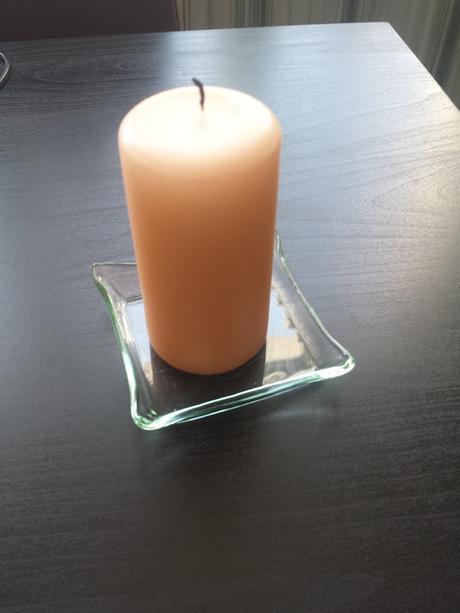 misky pod sviečku,