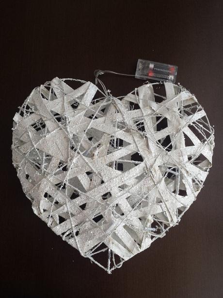 svietiace srdce,