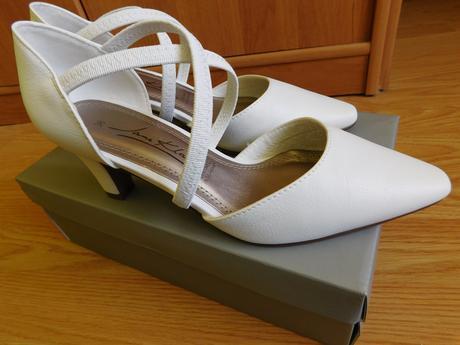 Svadobné topánky Jane Klain, 36