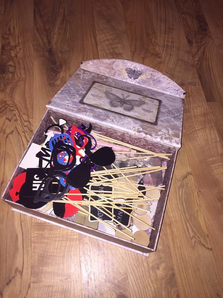 Krabica na redovy tanec,