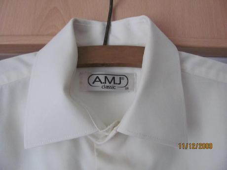 pánská smetanová košile , 38