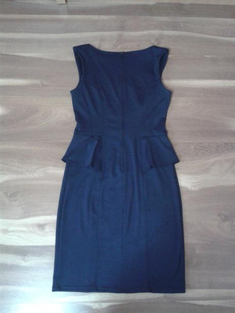 Dámské šaty peplum, 40