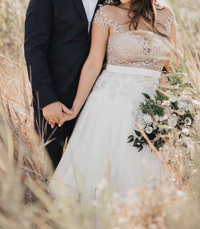 ee6451fbe36d Luxusné svadobné šaty tarik ediz