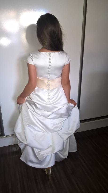 Slavnostní šaty pro družičku 122/128, 122
