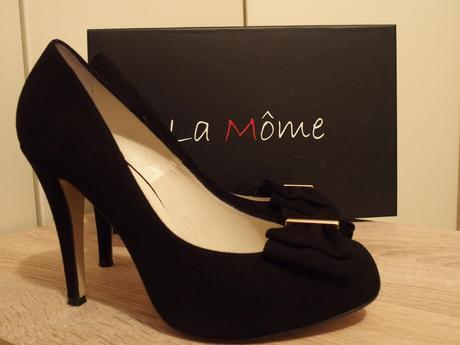 Elegantné lodičky La Môme veľ.39, 39