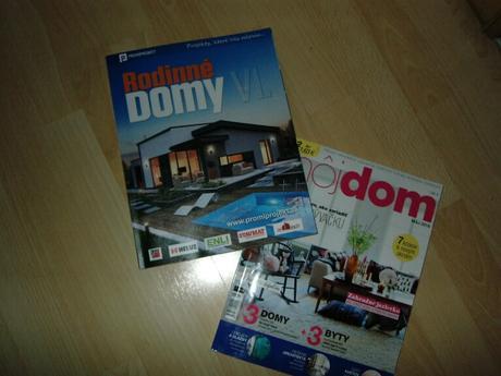 3 casopisy predaj spolu a katalog Promiprojekt6,