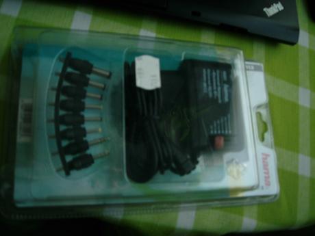univerzalny sietovy adapter Hama elektronic 01,