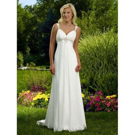 antické jednoduché svatební společenské šaty XL, 40