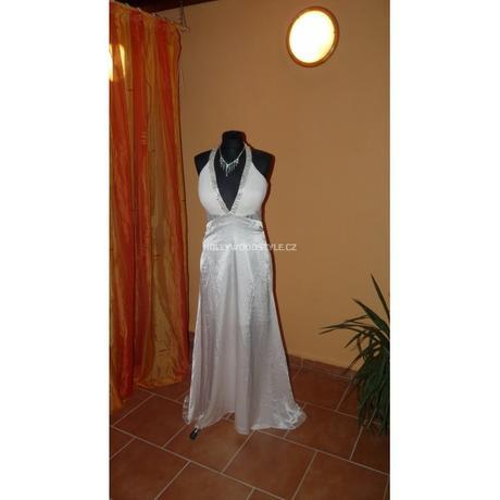 bílé svatební šaty Dione, 38