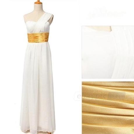 jednoduché bílé svatební šaty Jolanda M, 38