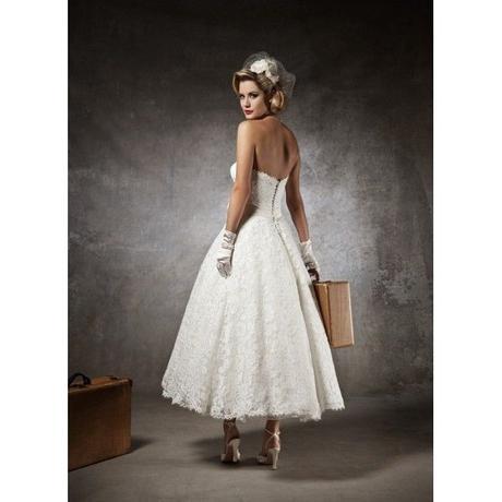 krátké svatební šaty krajkové bílé vintage S-M, 36