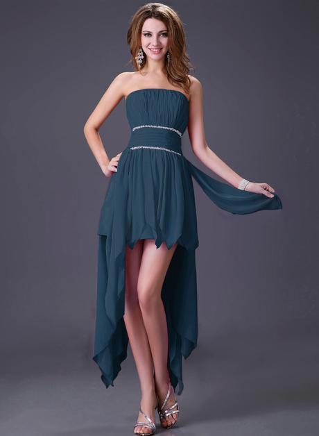 polodlouhé zelené společenské šaty Helen XS-S, 36