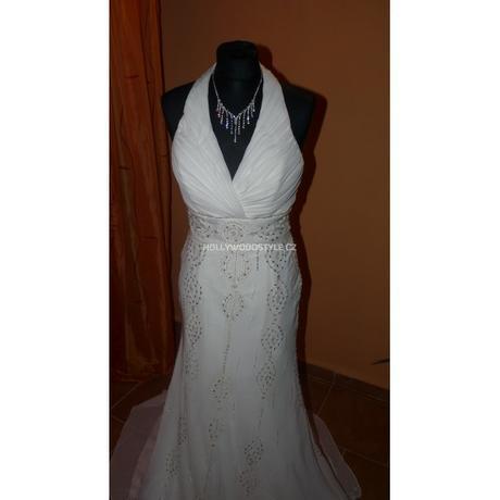 svatební ivory šaty Florencia , 38