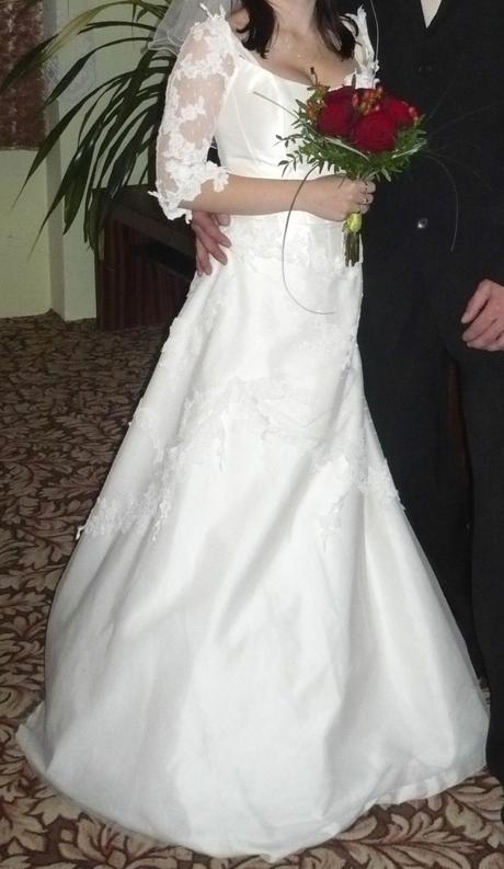 svatební šaty Hervé Mariage, 38