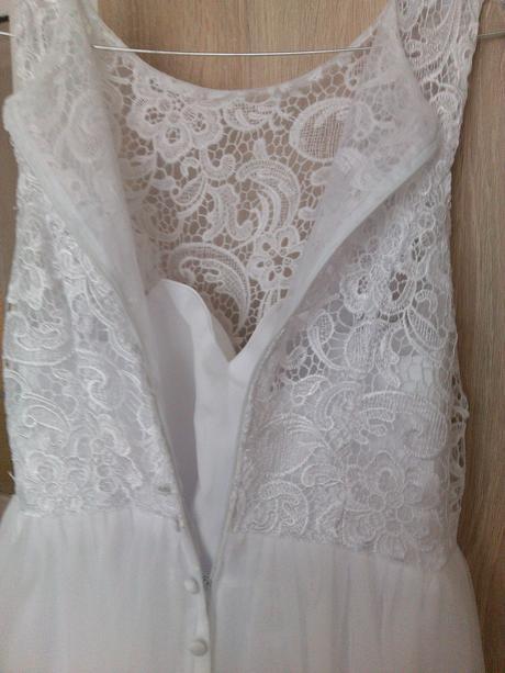 Svadobné šaty 42, 44
