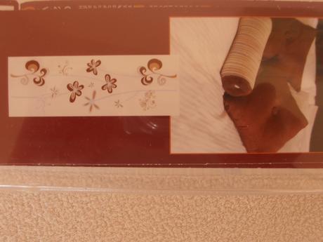Nálepky na stenu Ornament,