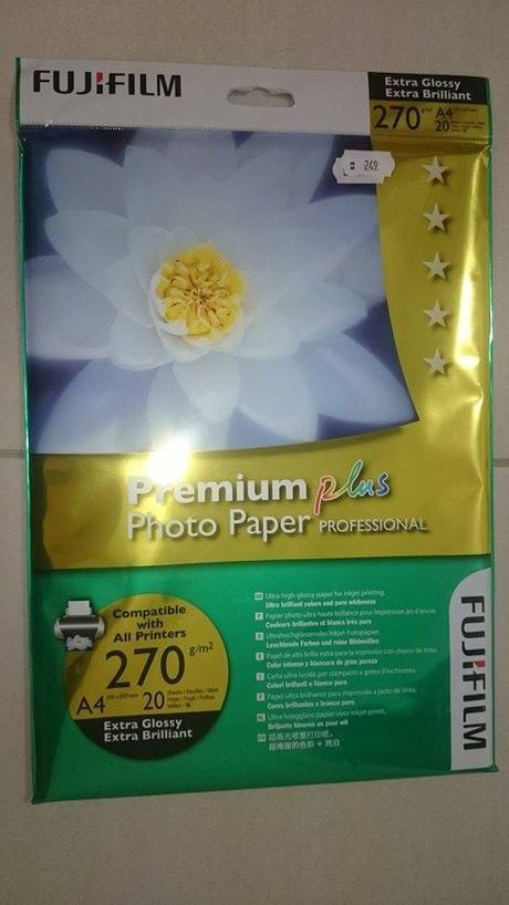 Fotopapír,