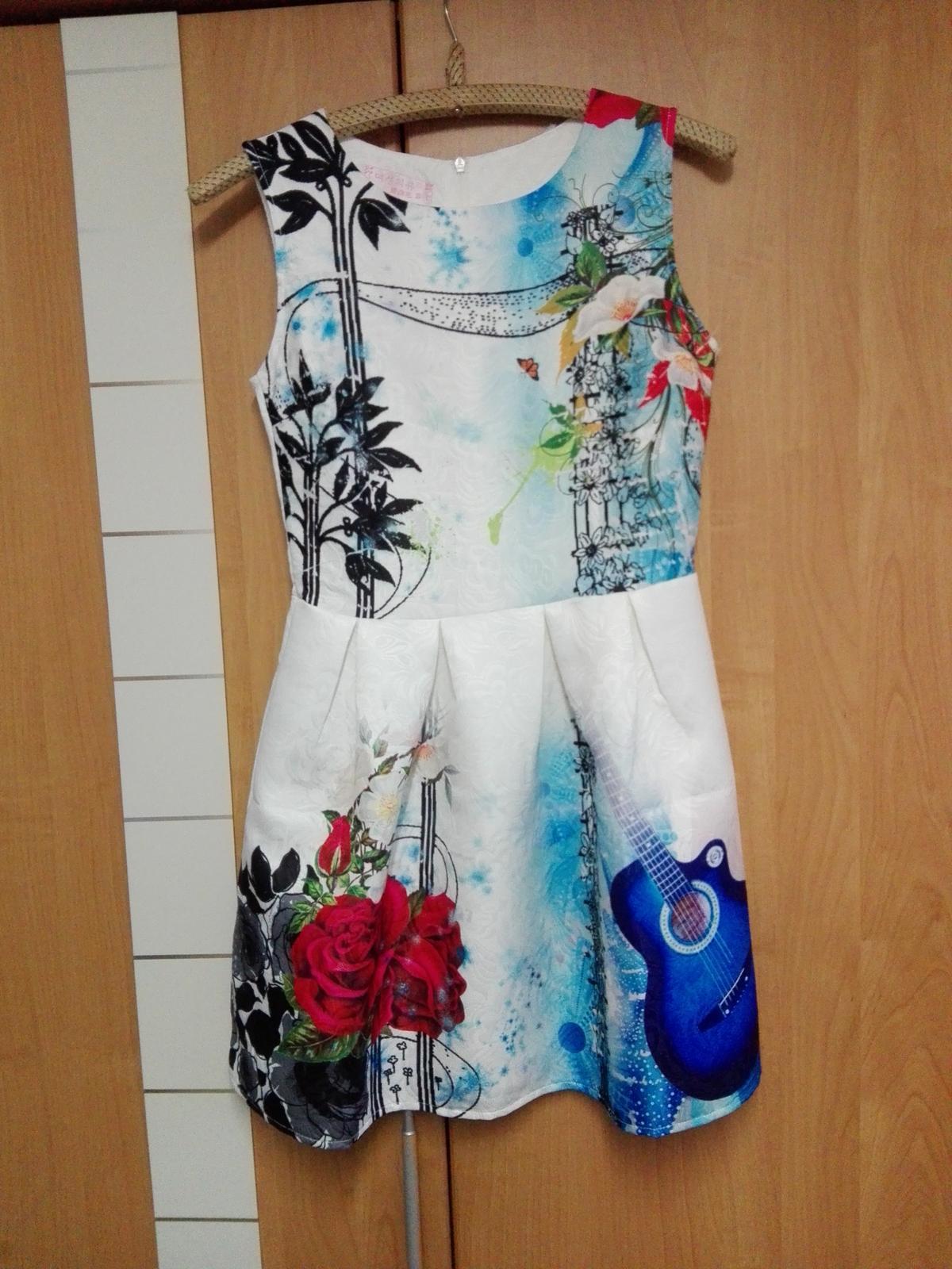 2a691a231f Kvietkované šaty na každú príležitosť