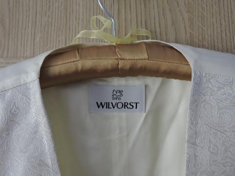 Svadobná vesta WILVORST, 46