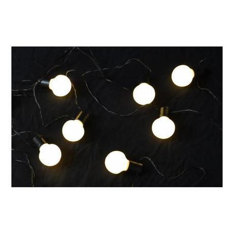 Světelný řetěz - žárovky,